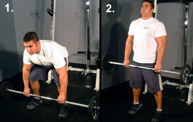 Secondary Power - доп. упражнения на Power Hang cleans - Взятие на грудь (в